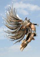 Folkloric dance in Tenochtitlán | https://www.pinterest.com/artpreneure/native-aboriginal-culture-aborigene/