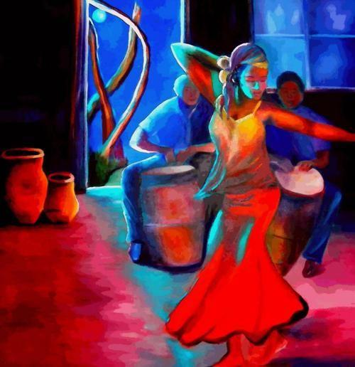 Haiti culture, danse art | https://www.pinterest.com/artpreneure/haiti-culture-ayiti-kilti/