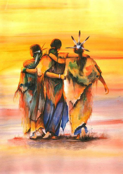 Dances spirit rhythm house of conscious movement, a soul rhythms journey of creative revolution | Sisters / Native American women