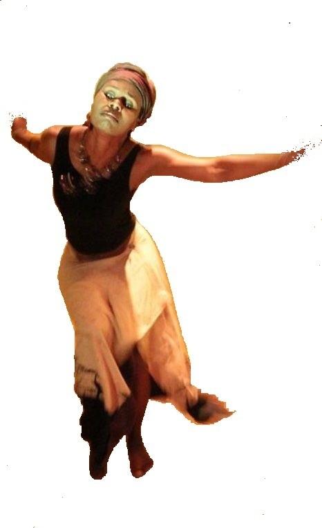 dans se byennèt espirityèl senkronize ak nanm kadans epi lyen nou avèk linivè - Tilarenn nommen tou, Turenne Joseph, dance ethnologist