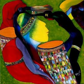 Lapèl Zanzèt Yo | Kristo Art