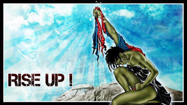 Haiti Debout! Il n'y a pas de force sans faiblesse; Il n'y a pas de force qui n'a pas de force plus grande à rencontrer. Fais en sorte que ta raison t'appartient toujours.