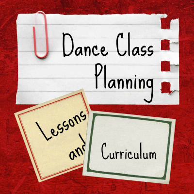 Example of ballet dance class planning lessons and curriculum by Nichelle Suzanne from Dance Advantage