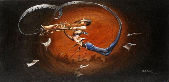 L'art de la danse performance, voyage en énergie d'un patrimoine mondial | peinture de Frank Morrison