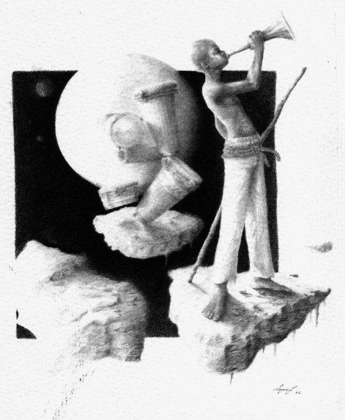 Lapèl Amoni Wonn Limanite | Zèv atis Reginald Nazaire / NAZAREGI