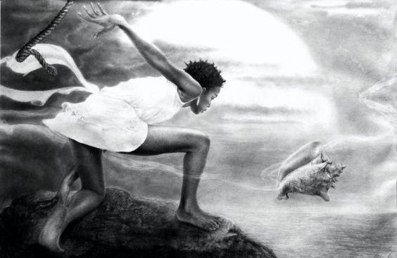Sou kadans revolisyon mouvman ak konsyans, danse lavi, danse nanm ou! | Zèv atis NAZAREGI