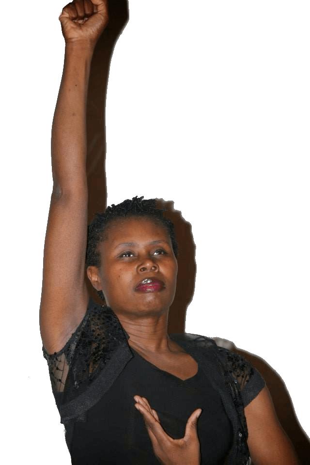 Je danse à la mémoire de Maya Angelou avec  la conscience de la mémoire de tous nos ancêtres | Turenne / Tilarenn | Photo: Wesley Rigaud