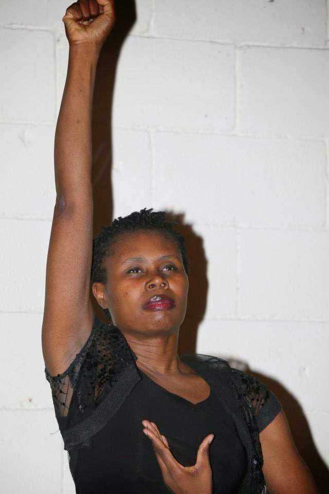 Mwen sou kadans Omaj Memwa souf lavi Maya Angelou | Turenne / Tilarenn | Credit photo : Wesley Rigaud