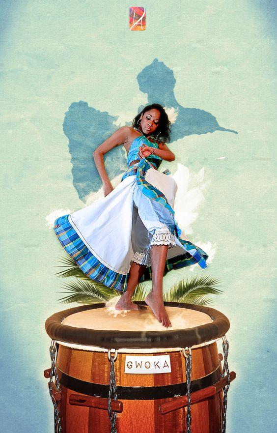 Pataj sou Renmen Danse<r> Foto: tradisyon danse Gwoka | Deviant Art