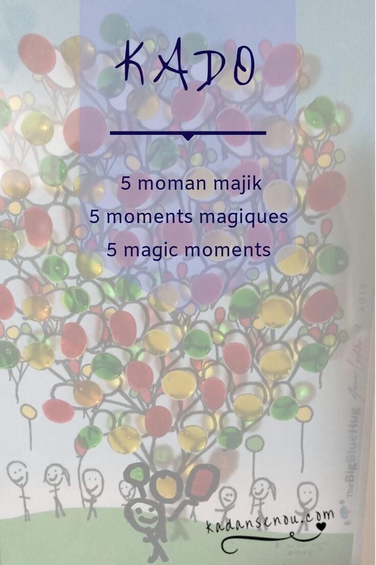 ° Resevwa kado 5 moman majik pawòl kadanse nou | ° Reçois en cadeau, 5 moments magiques en citations de danses  | ° Get a gift of 5 magic moments dance quotes / TheBigBlueHug: