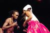 Yanvalou Club, fondé par Monique Dauphin et ses amiEs, nous projète vers Aochan Creole, par exemple, qui change des vies littéralement et tant d'autres initiatives par et pour les jeunes avec la danse comme source d'épanouissement.