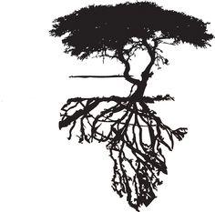 Nous sommes Un par les racines de l'arbre de vie de l'Afrique, terre mère de l'humanité